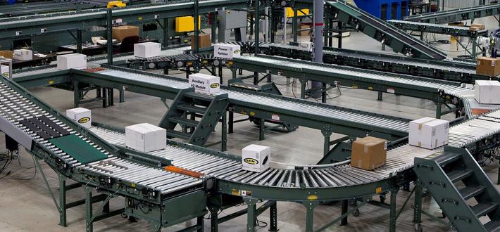 Си организация конвейера область применения ковшовых конвейеров